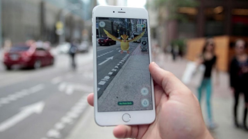 Visual of Pokémon Go Improves Players' Mental Health