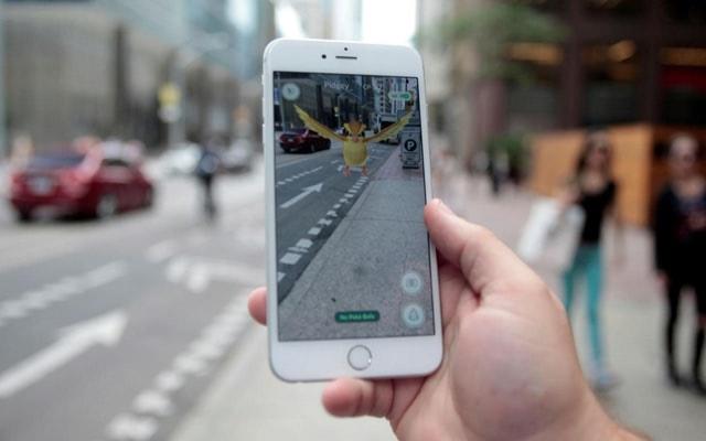 Visual of Pokémon Go Improves Players' Mental Health