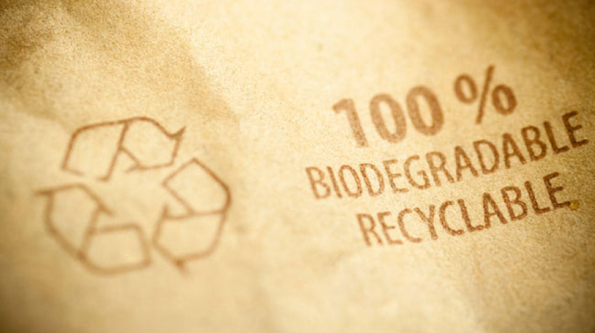 Visual of The Robots of Tomorrow: Biodegradable