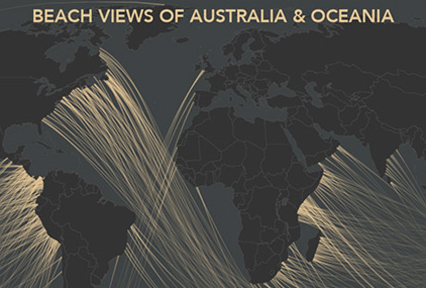 Visual of If We Could See Across the Ocean