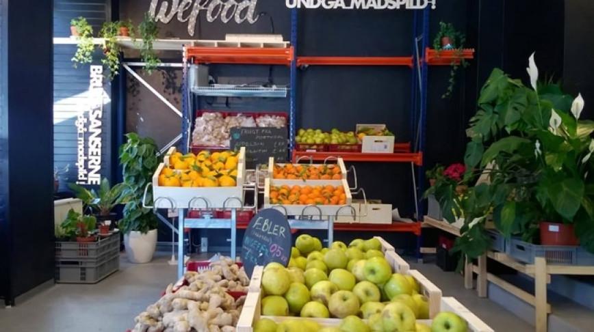 Visual of The Surplus Food Supermarket