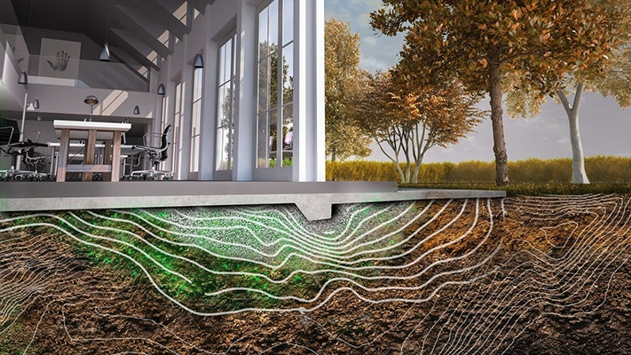 Visual of 'Thinking Soil' Will Change the Way We Build