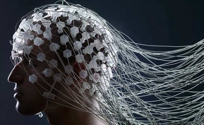 Visual of Scientists Connected a Brain to a Tablet