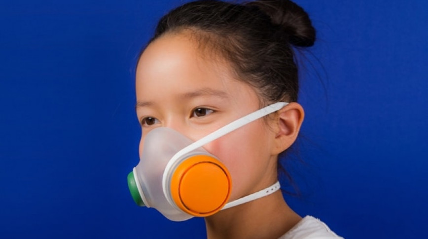 Visual of Air Pollution Mask for Kids