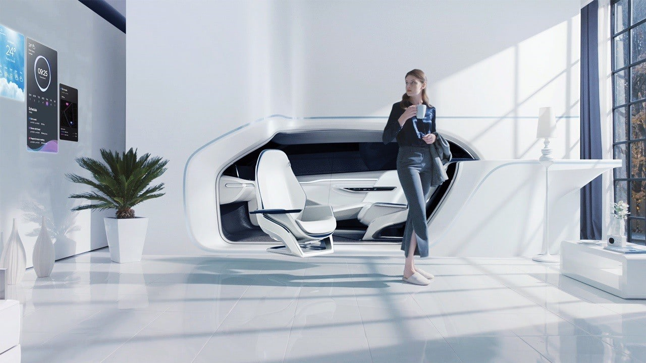 Visual of Architects, You Better Design Cars!
