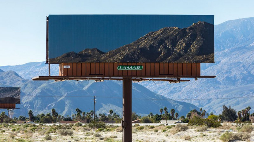 Visual of Billboard Show the Landscape They Block