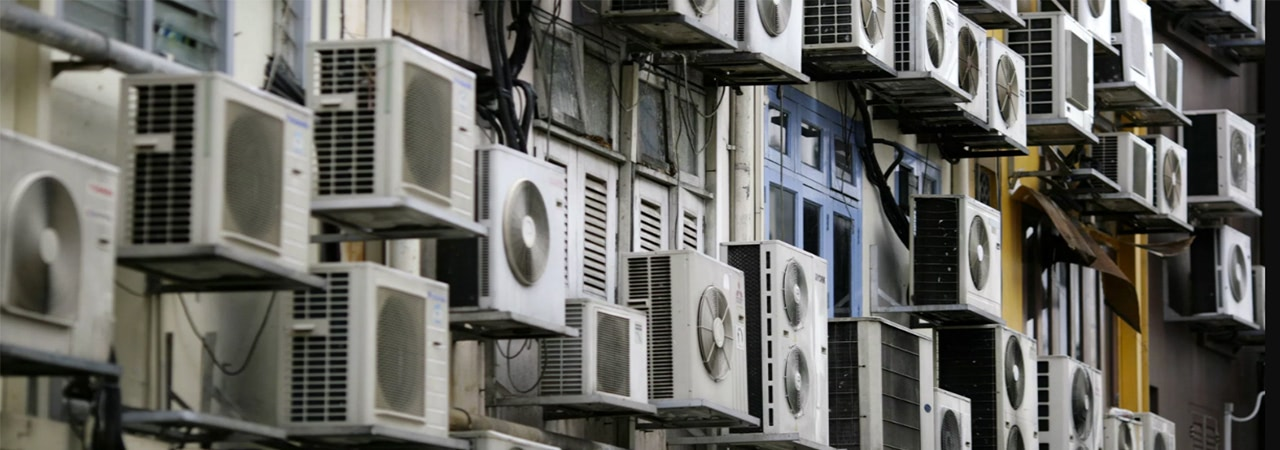 Visual of The End of Air-Conditioning