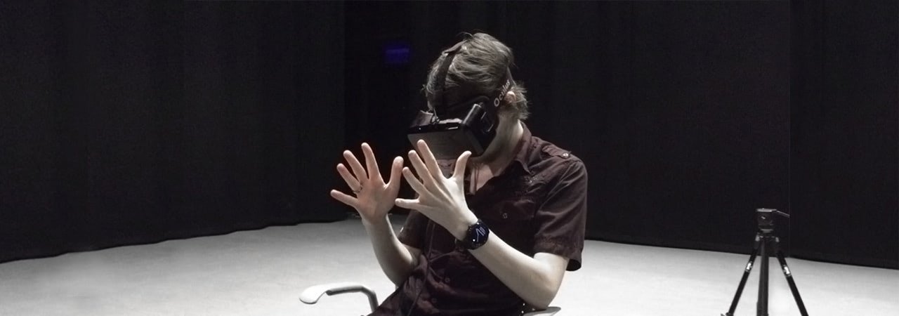 Visual of Experience Death with VR