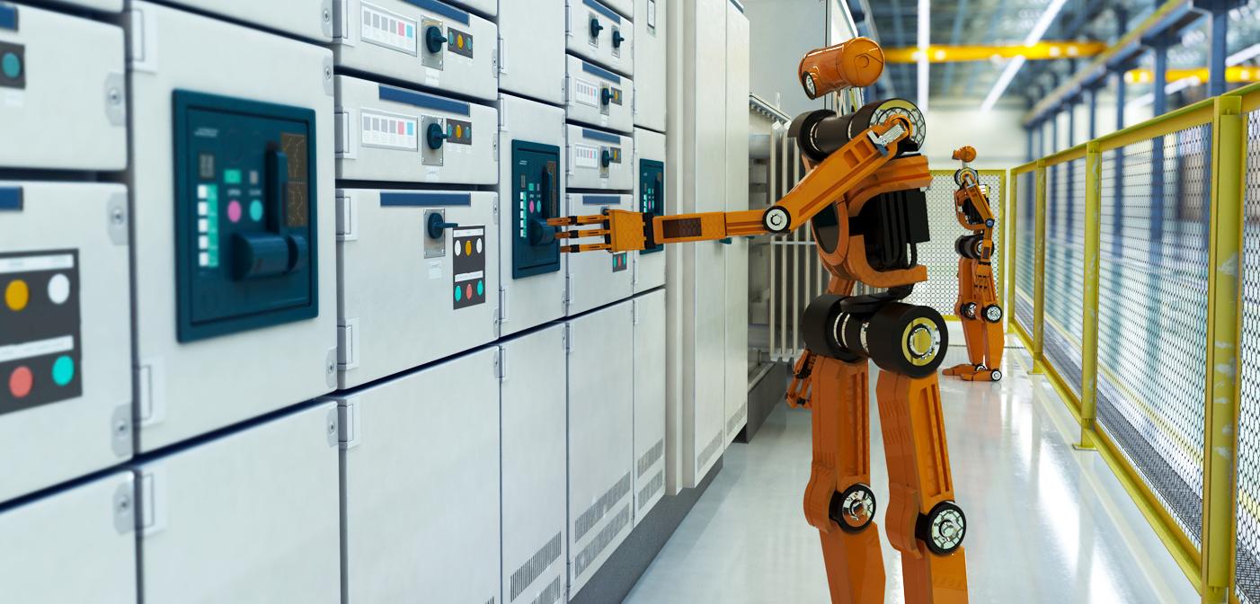 Visual of Hire a Smart Robot