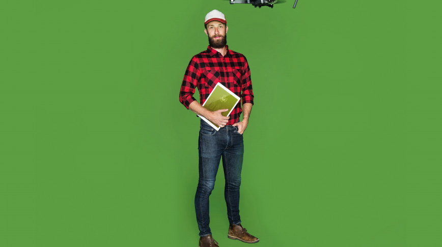 Visual of HUBOT: Meet the Farm Director