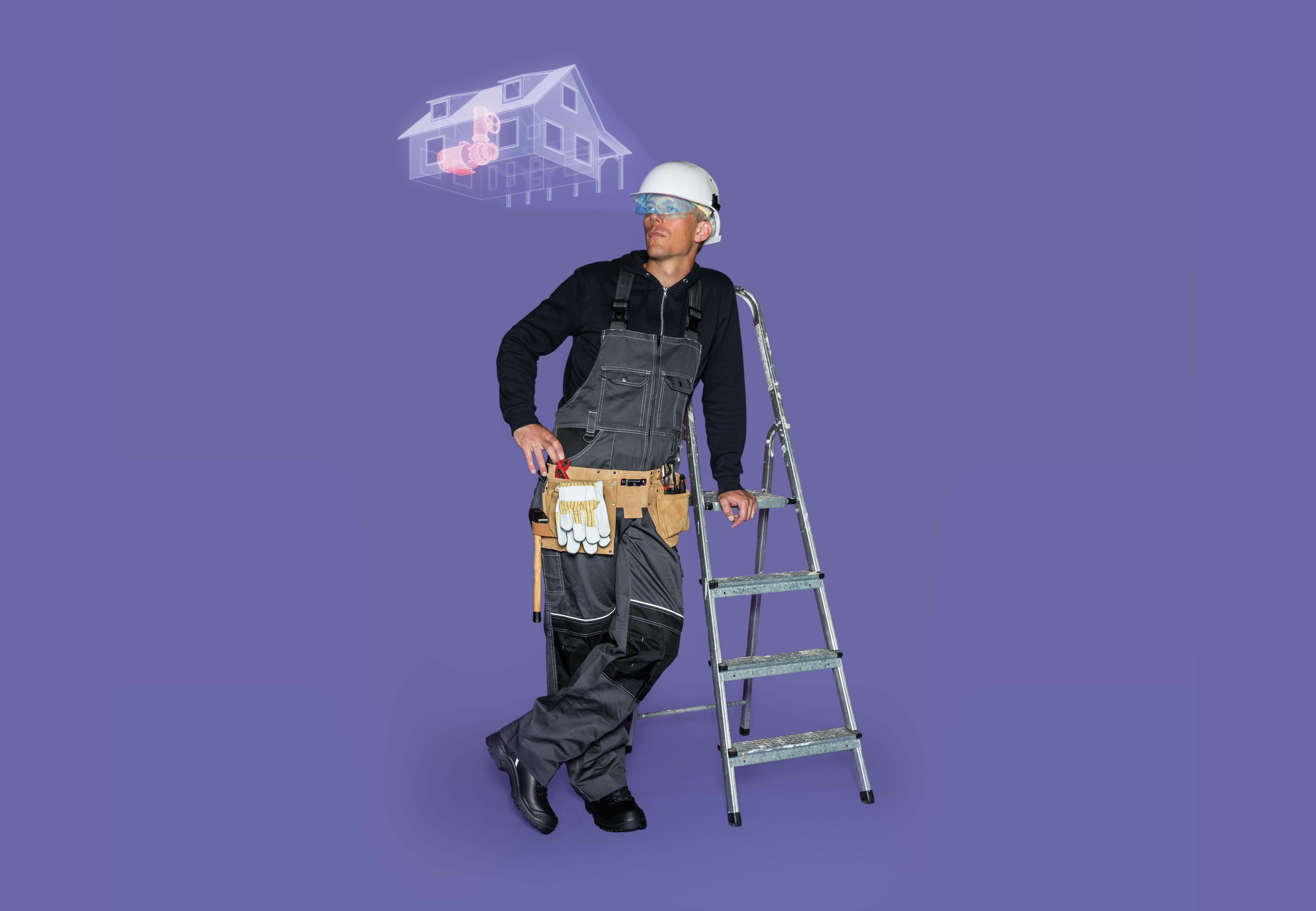 Visual of HUBOT: Meet the Supersmart Handyman