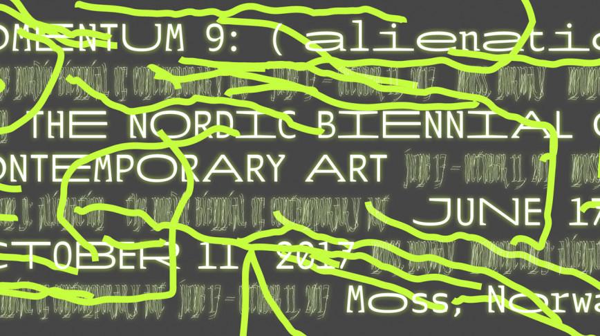 Visual of Interview: Curator Ilari Laamanen on Momentum9, the Nordic Biennial