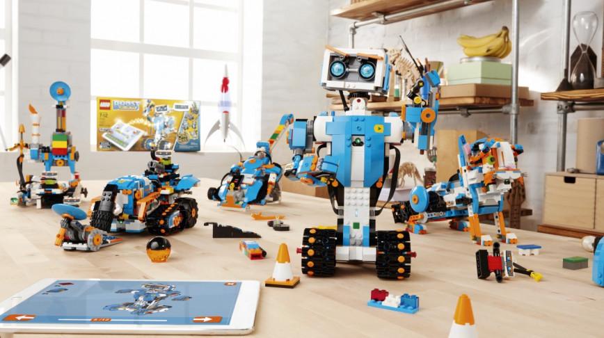 Visual of Lego Bricks Come Alive