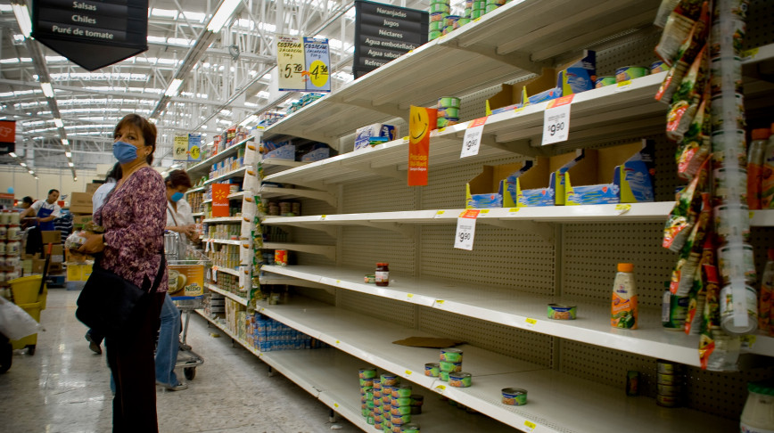 Visual of Supermarkets Are Our New Savannah, Especially During Natural Disasters