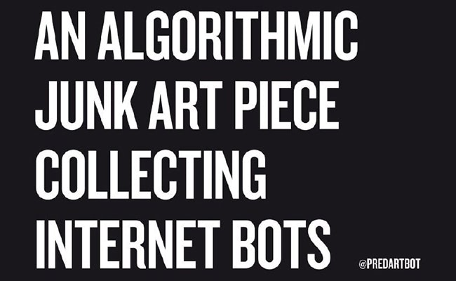 Visual of A Robot Will Spark the Next Avant-Garde