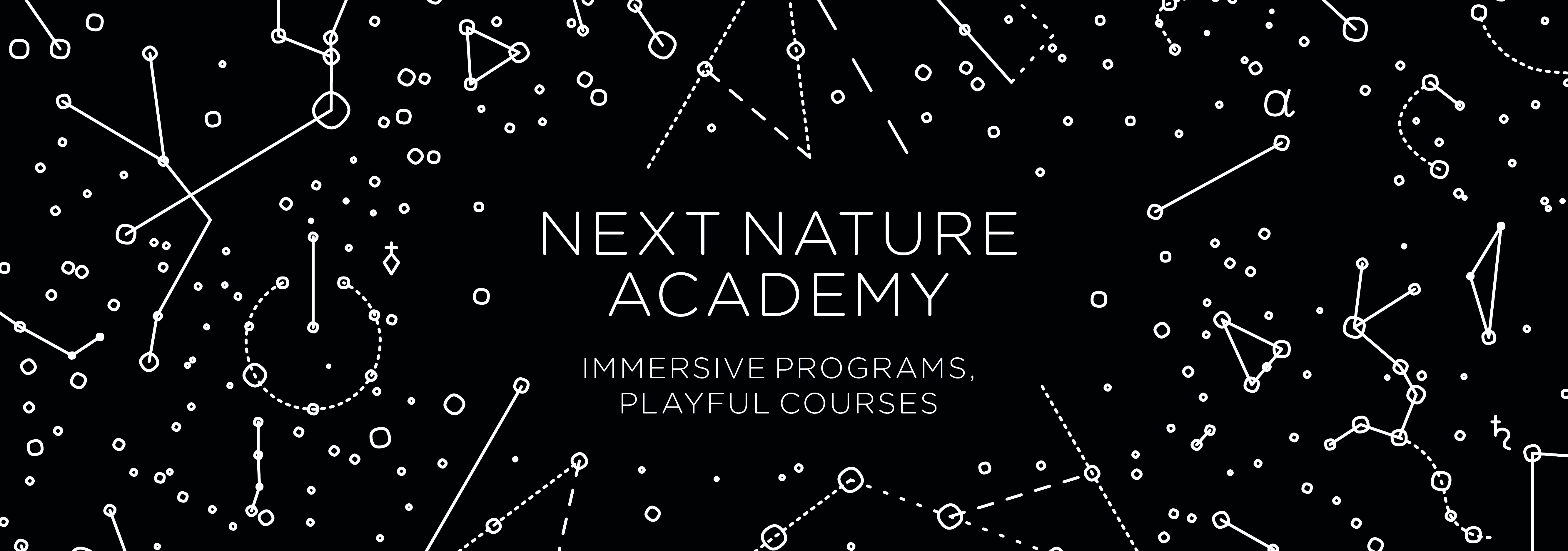 Visual of NEW: Next Nature Academy
