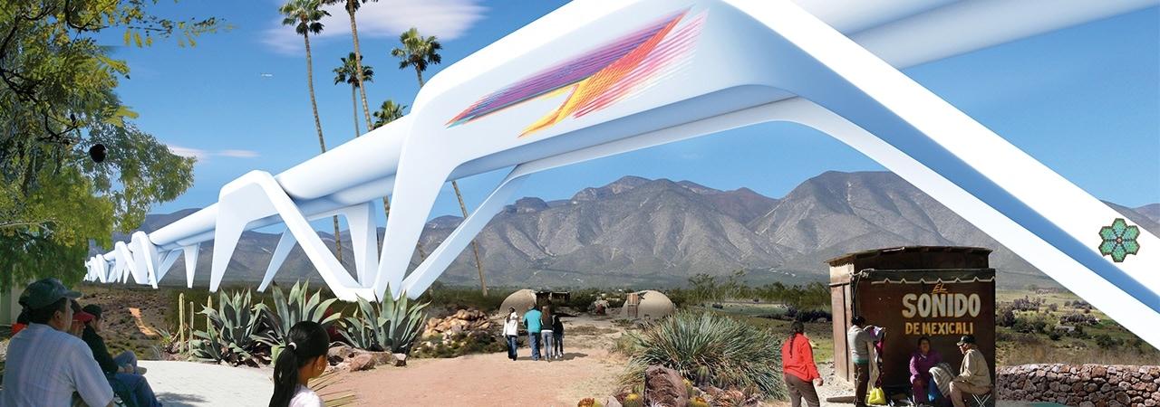 Visual of Otra Nation: Make Walls Great Again