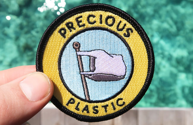 Visual of Precious Plastic One Year After