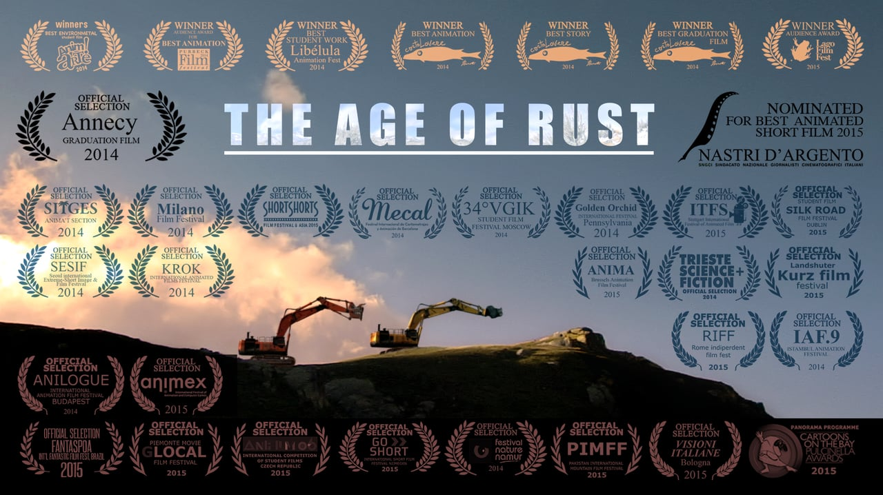 Visual of The Age of Rust