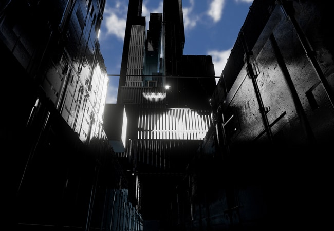 Visual of Visit the Techno Favela