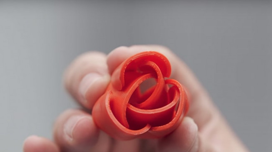 Visual of This 3D-Printed Structure Can Fold Itself