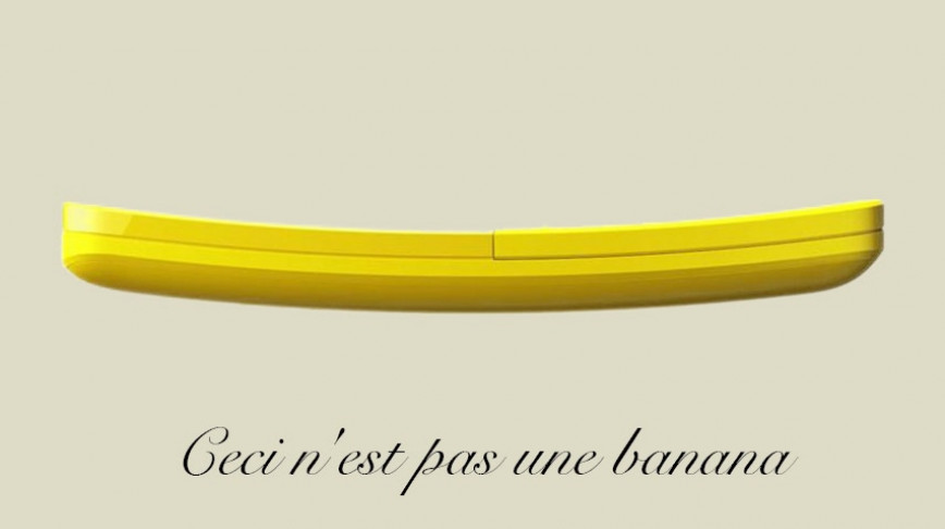 Visual of The bananaphone, part deux