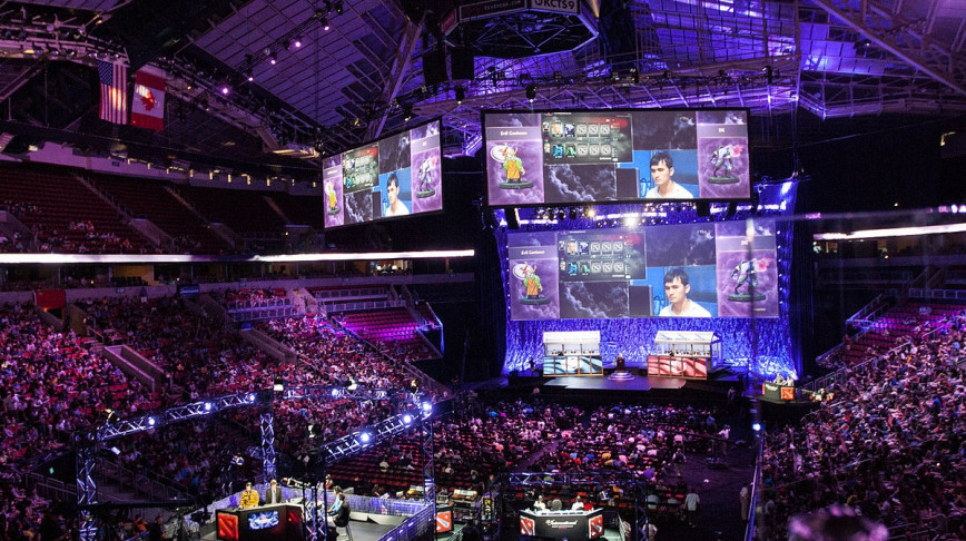 Visual of Is eSports really sport?