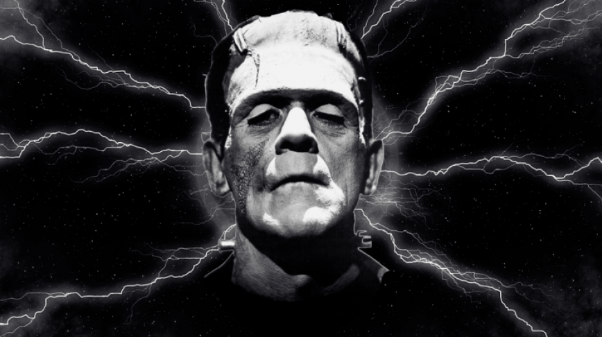 Visual of The real-life gruesome experiments that inspired Frankenstein