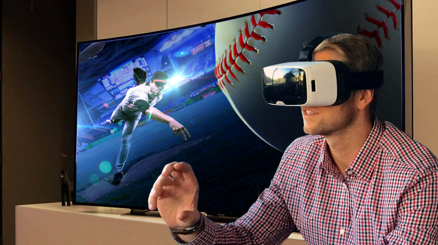 Visual of Gamers are the new athletes: Sports in video games from Pong to VR