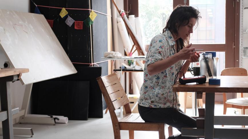Visual of In conversation with Teresa van Dongen, biodesigner exploring natural forms of artificial light