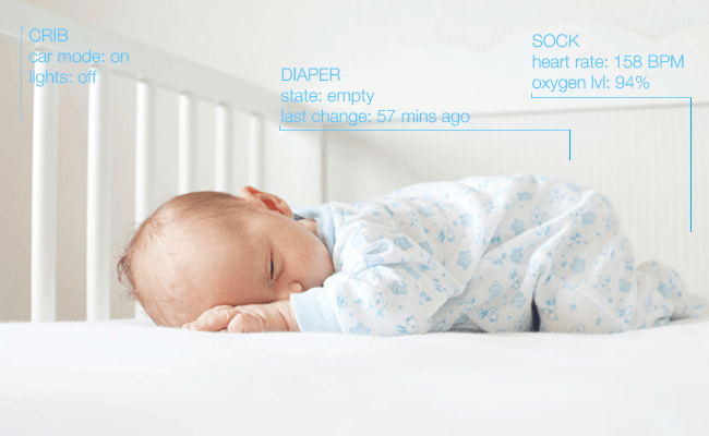 Visual of Next Nature baby care