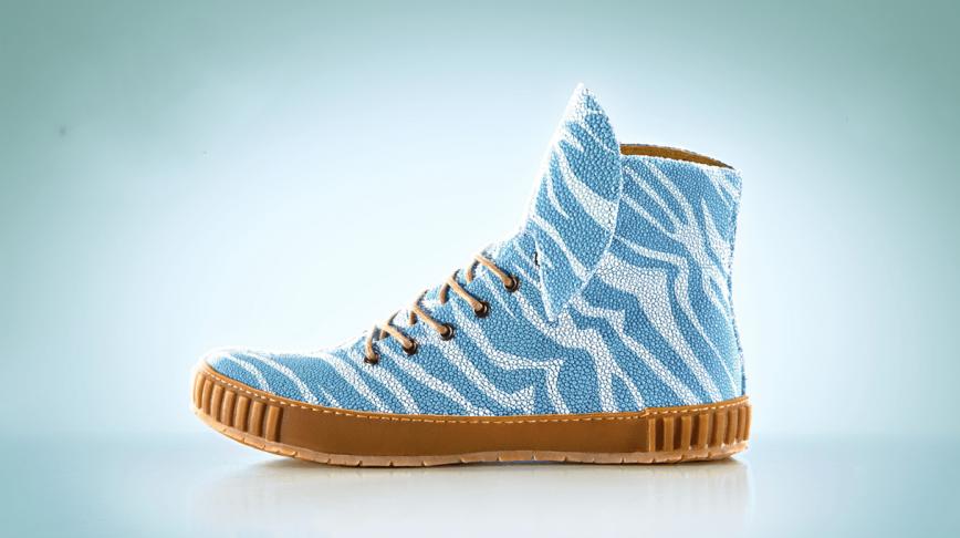 Visual of The return of Rayfish Footwear?