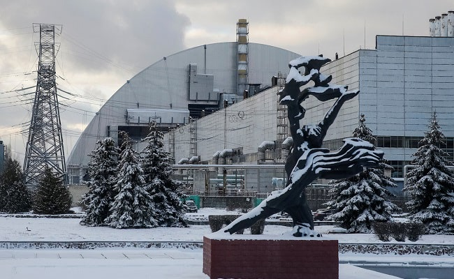 Visual of Chernobyl goes green: The ambitious plan to reclaim a nuclear disaster site