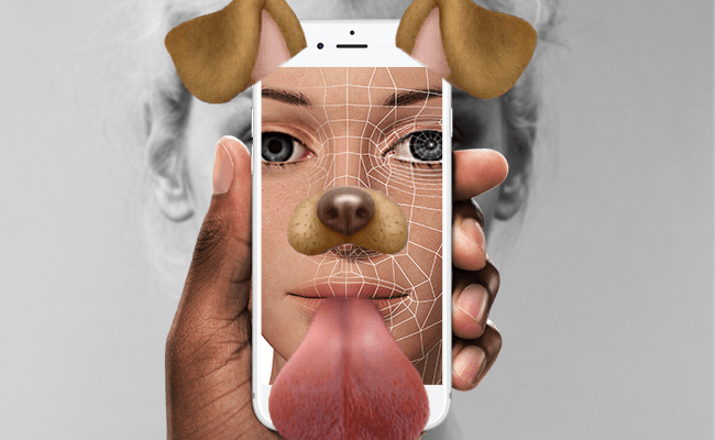 Visual of How animal filters unmask the estranged relation to our wild self