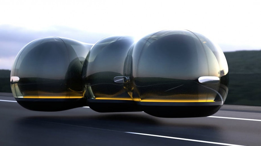 Visual of Four visions for the future of public transport