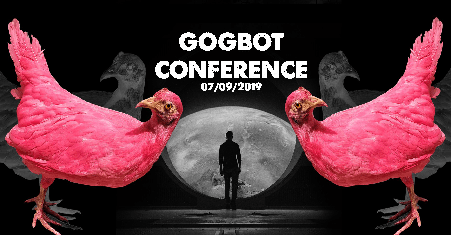 Visual of GOGBOT Conference 2019: Your guide to a future with biotech