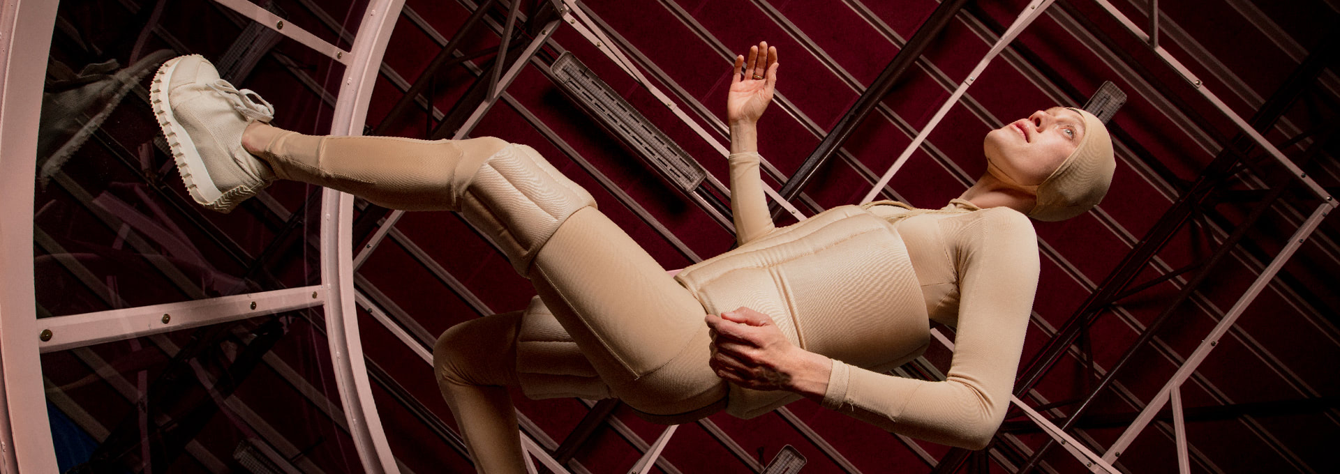 Visual of Exploring body architecture with Lucy McRae