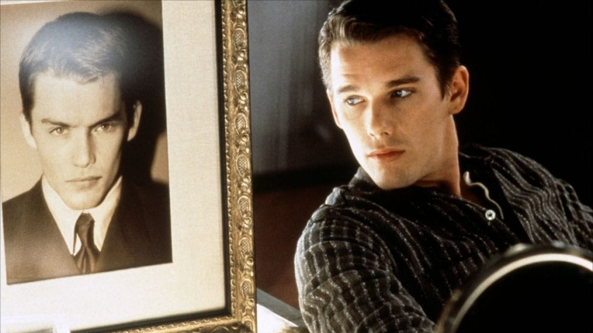 Visual of The future society of 'Gattaca' explores family in the age of eugenics