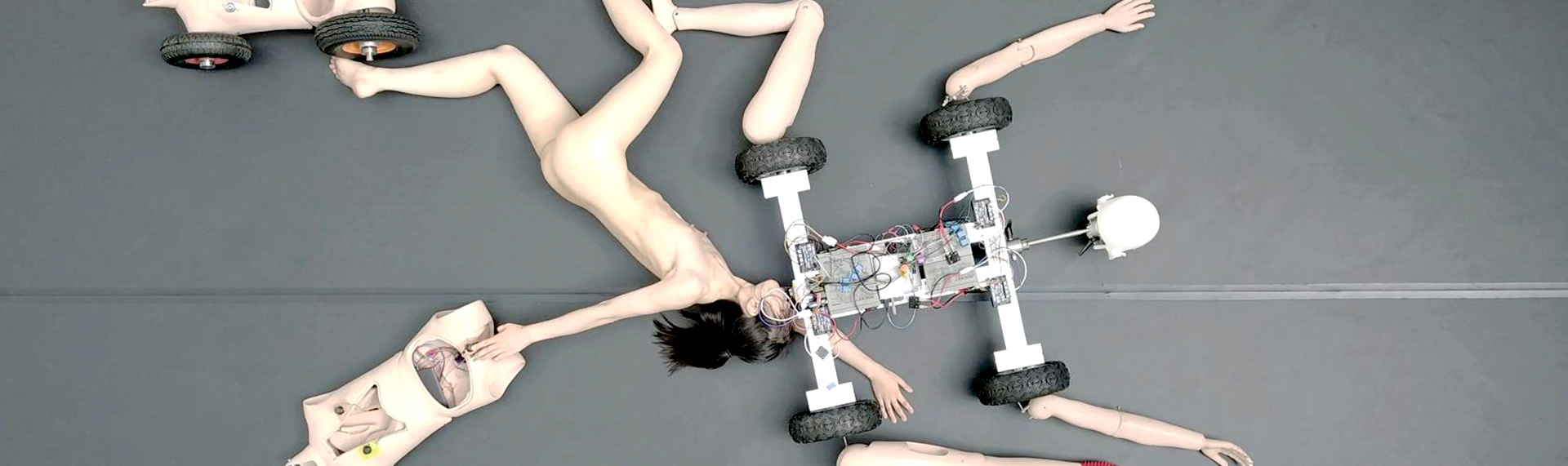 Visual of (IM)POSSIBLE BODIES: Responsiblity and care in our cyborg future