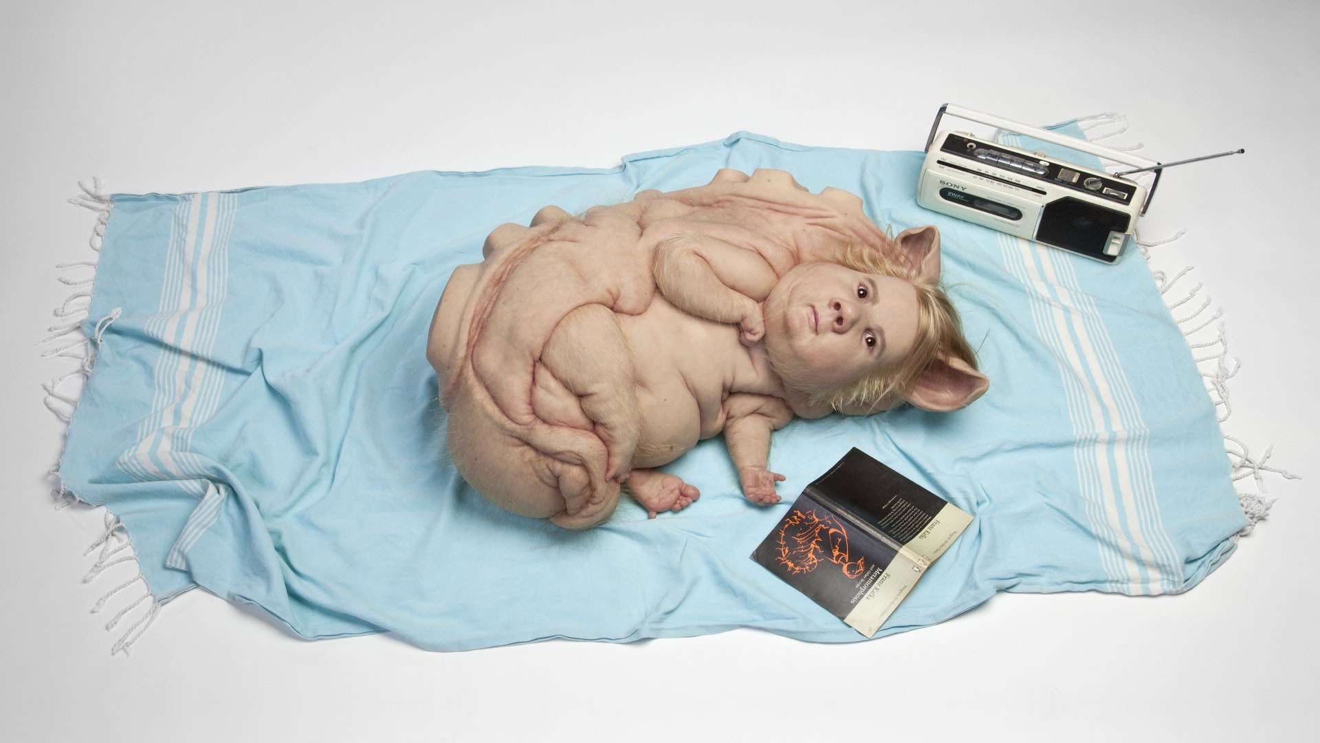 Visual of Interview: Patricia Piccinini discusses her latest solo exhibition 'Embracing the Future'