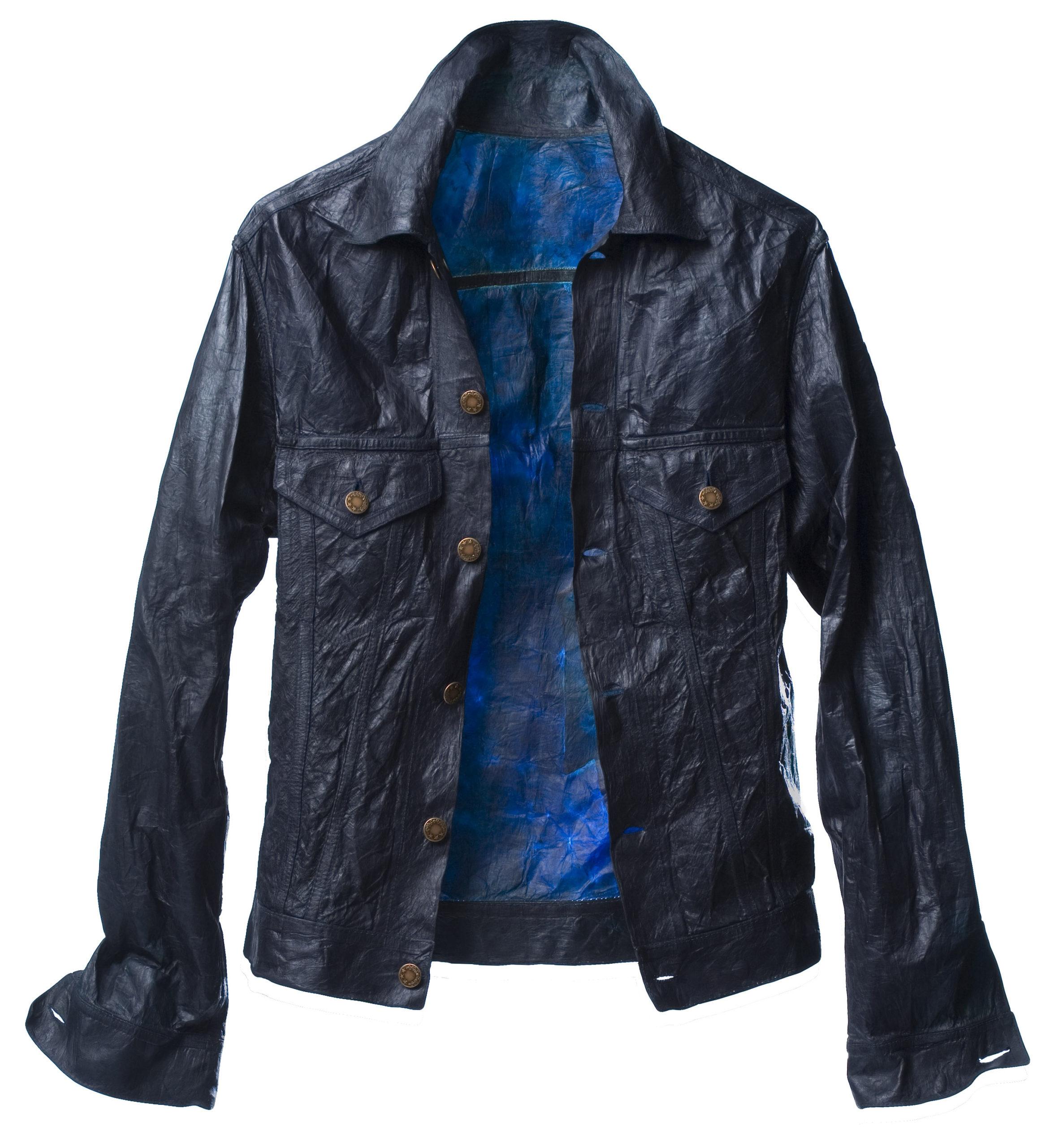 BiocoutureTM Denim Jacket, 2006, ©Biofabricate