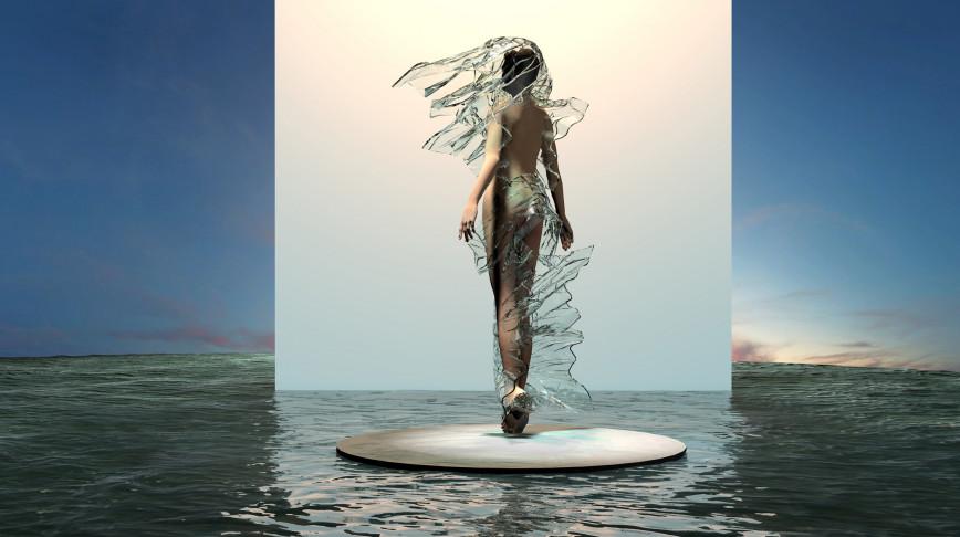Visual of Next Generation: The virtual infinity of Scarlett Yang