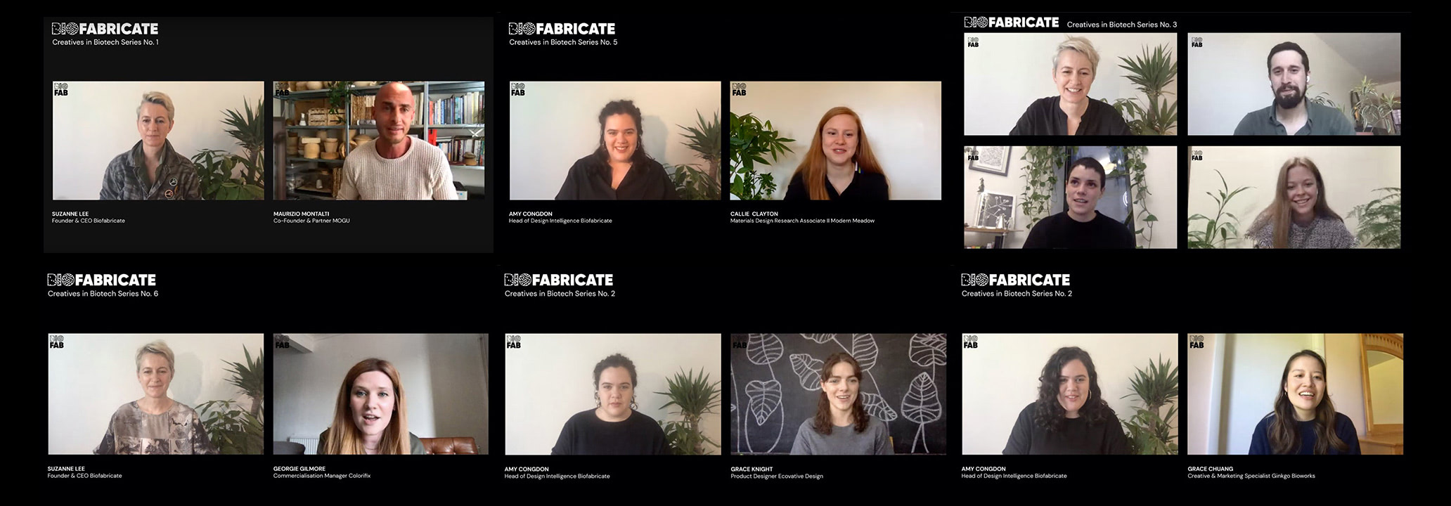 Visual of Nine creatives in biotech you need to know right now