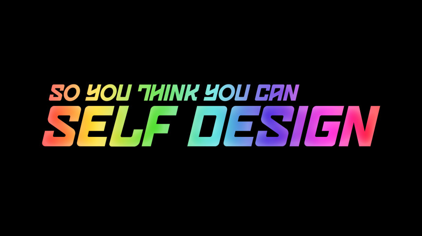 Visual of How to design your Self