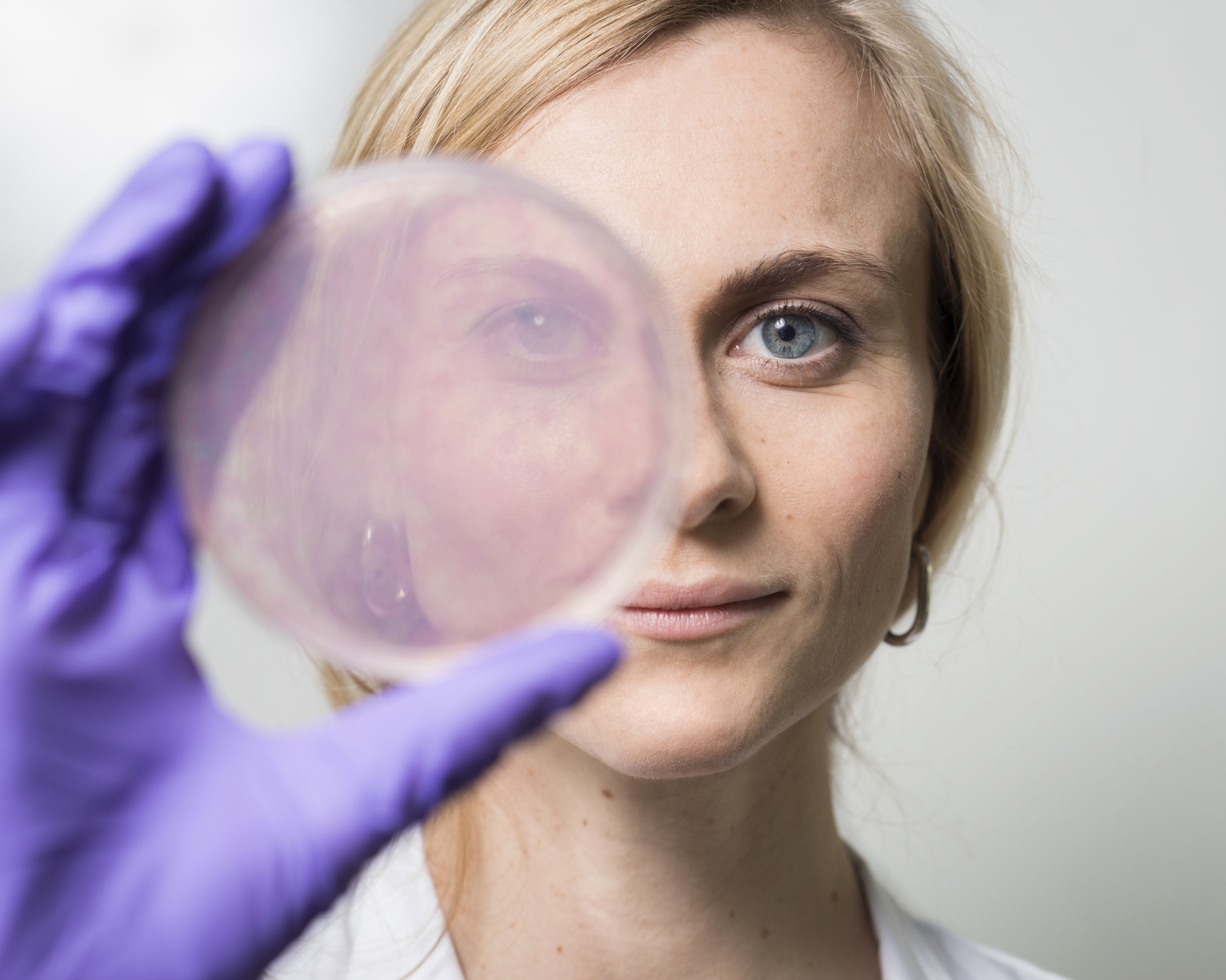 Visual of Interview Nadine Bongaerts: 'We're attempting to make foie gras based on stem cells'