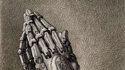Visual of Cyborg mythologies #1: plastic surgery & techno-futuristic foretellings