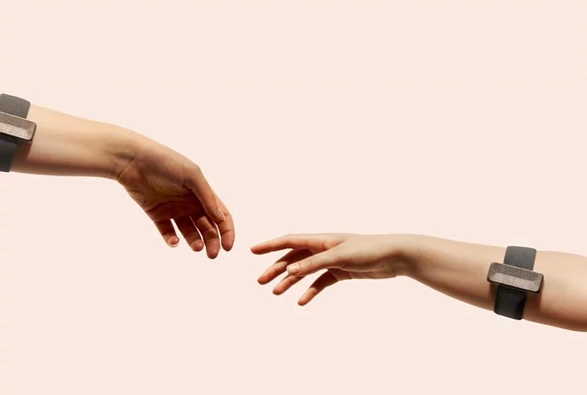 Visual of Cyborgnest: redefining human senses