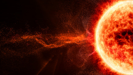 Visual of Why we need to get better at predicting space weather