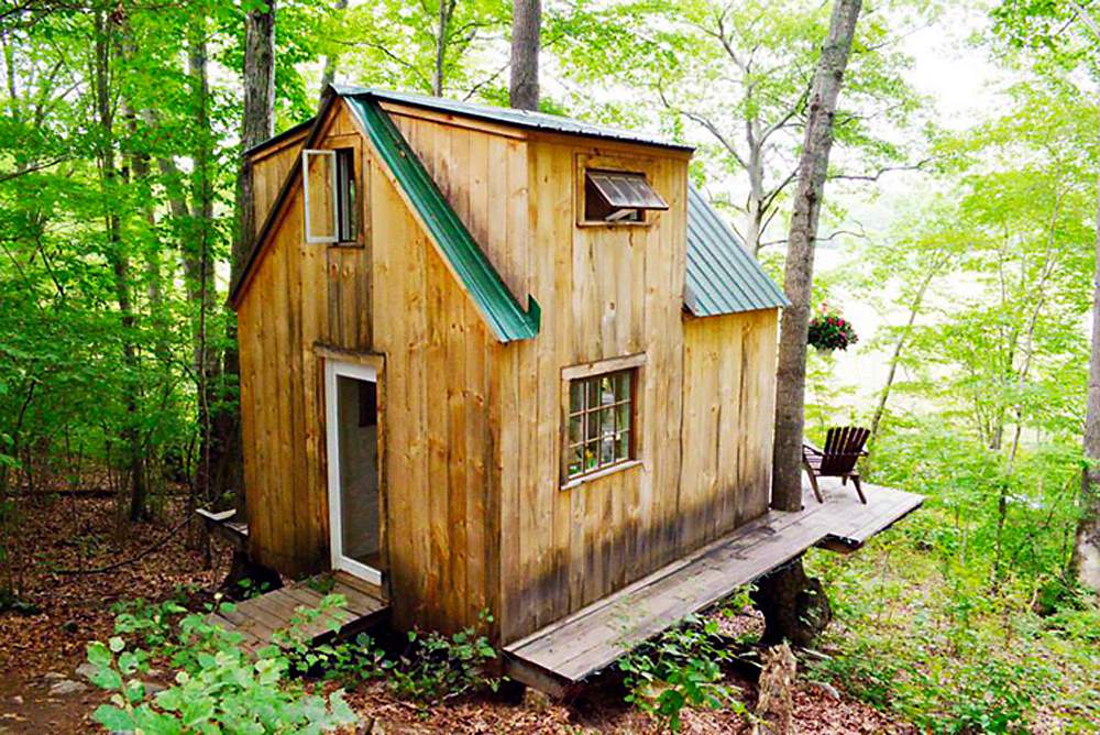 Visual of Tiny houses: why more people are living in miniature