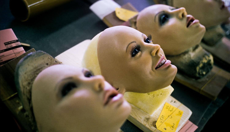 Visual of Anthropomorphobia
